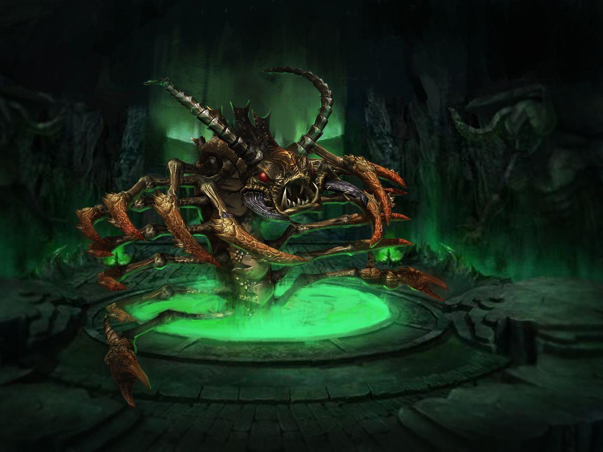 击杀触龙神:超级变态传奇中的罕见boss