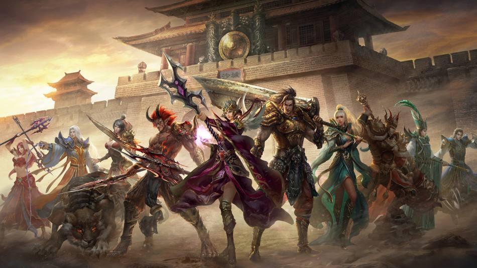 传奇发布网站:游戏中魔法防御的好处