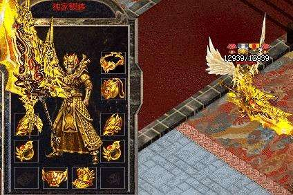 黄金复古传奇如何击杀通天教主