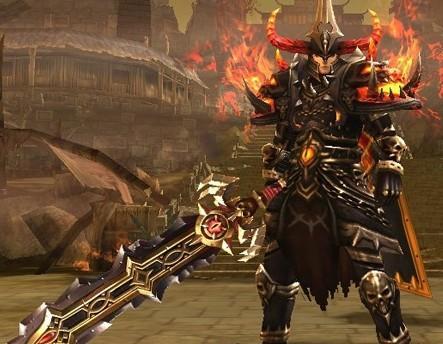 玩家在热血传奇私服中攻占沙巴克攻略