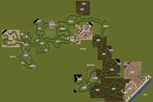 寻求lp仿传奇单机版地图重要吗