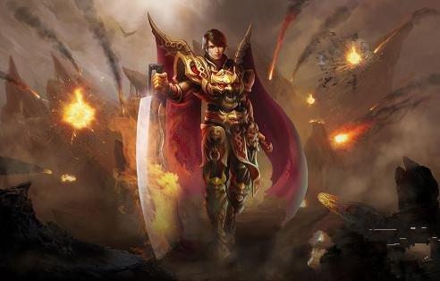 帝王传奇sf中战士职业怎么单杀牛魔王
