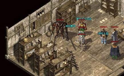 传奇客户端完整版的内功系统帮助玩家战力更上一层楼