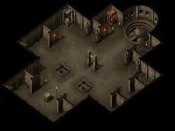 变态传奇游戏地图中隐藏的药店NPC